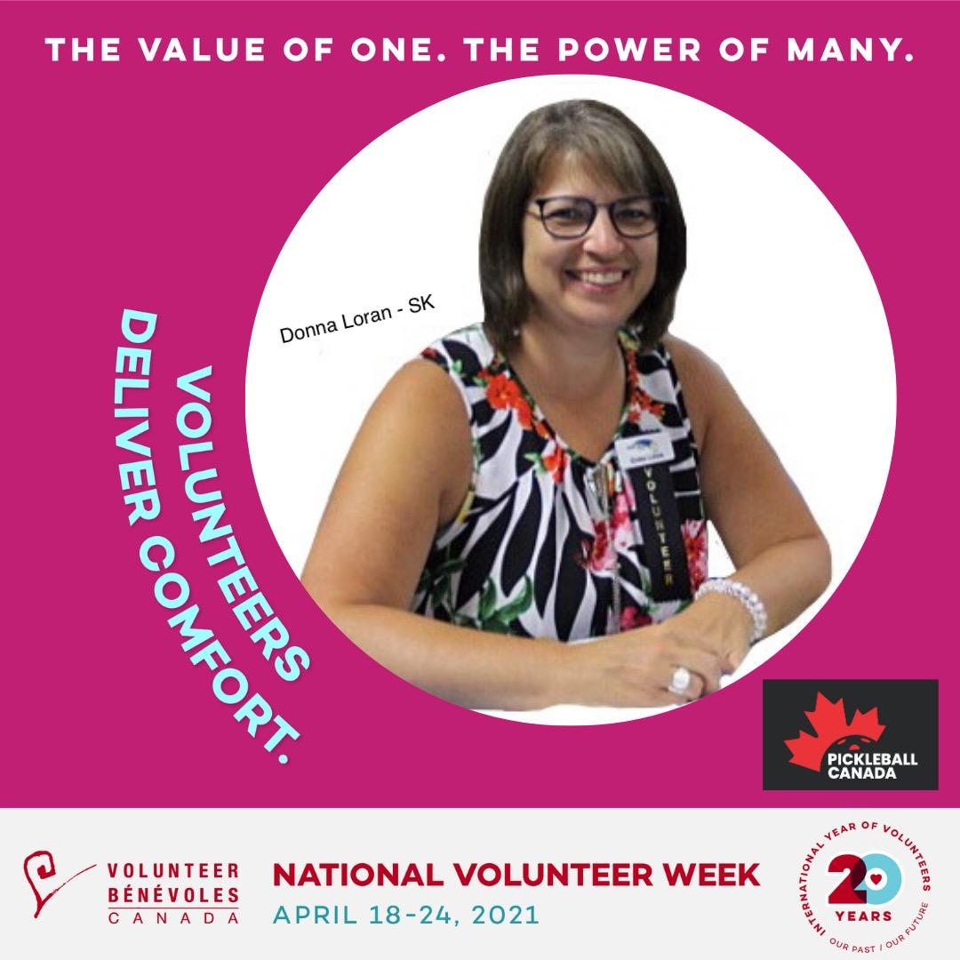 Volunteer Highlight - Donna Loran